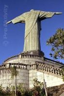 Brazílie - RdJ - Socha Krista zblízka