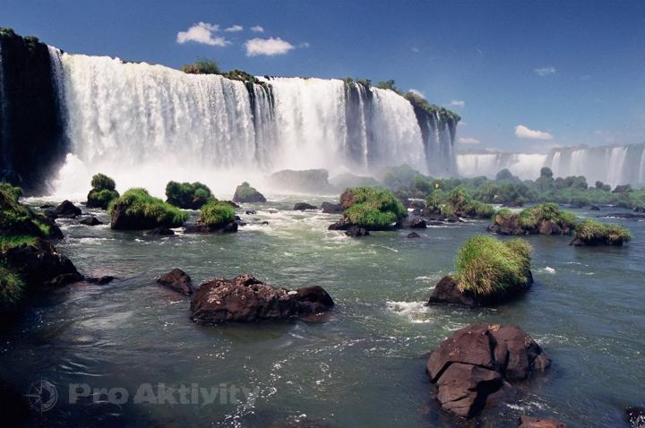 Brazílie - Foz do Iguaçu - Vodopády Iguaçu