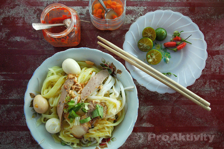 Vietnam - Hoi An - tržnice