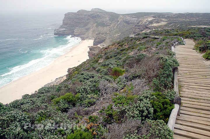 JAR - Cape Point - Diazova pláž