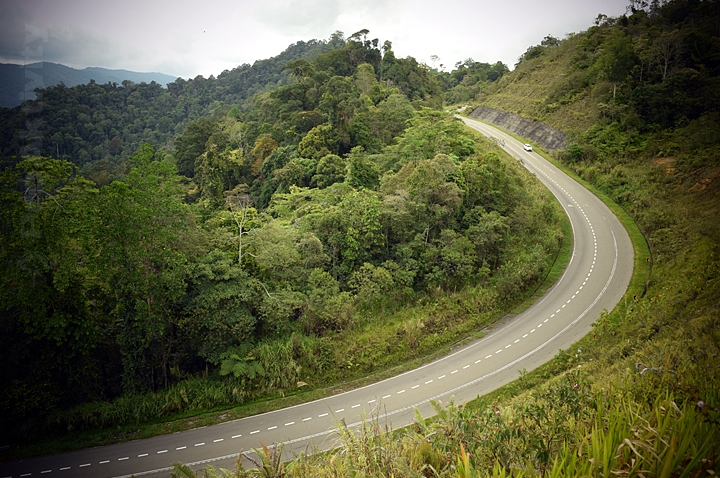 Malajsie - Sabah - Crocker Range Park