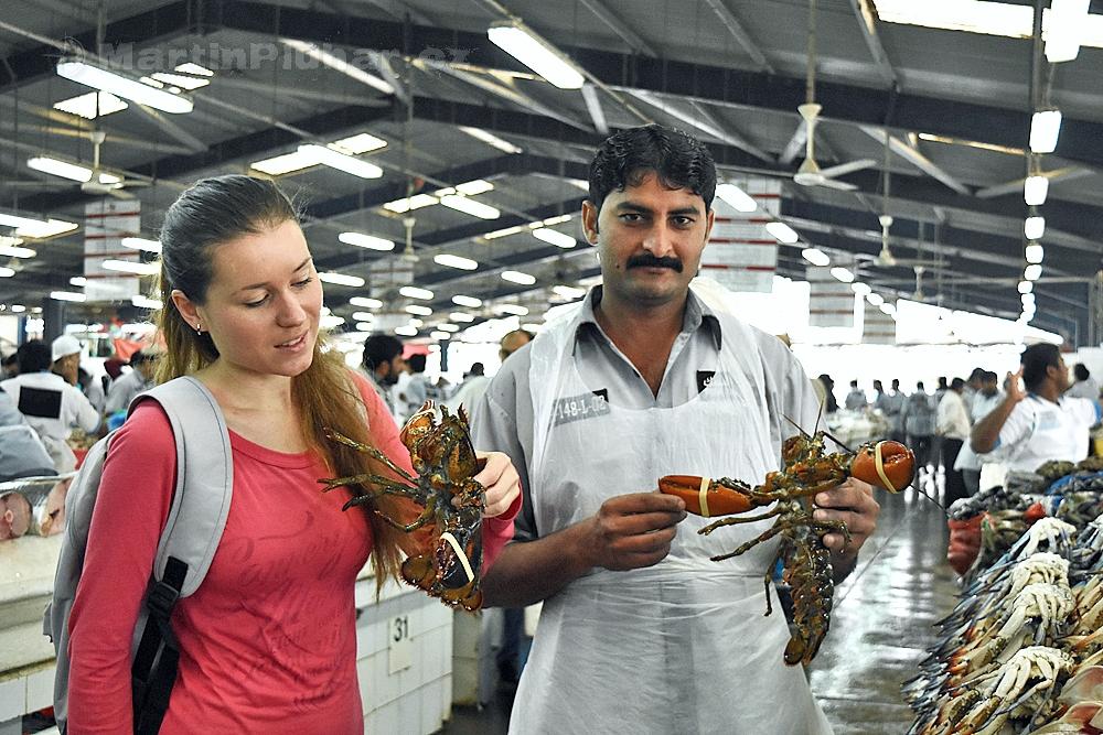 Fish Market Deira