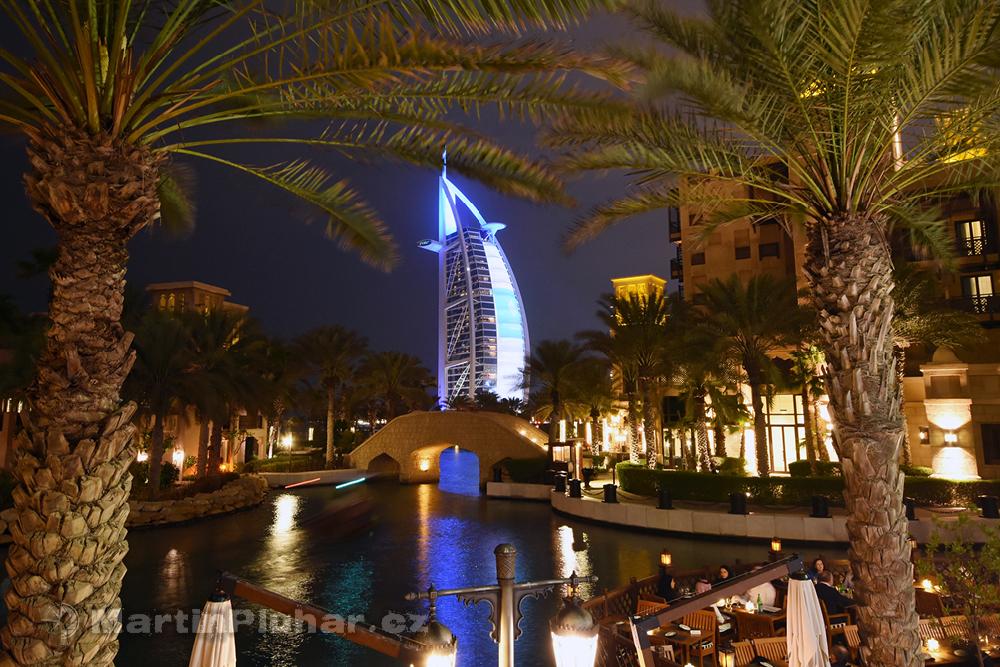 komplex Madinat Jumeirah, čtvrť Jumeirah