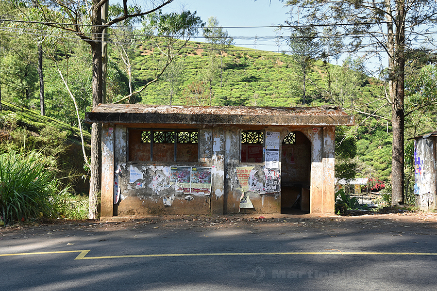 Dimbula - Autobusová zastávka