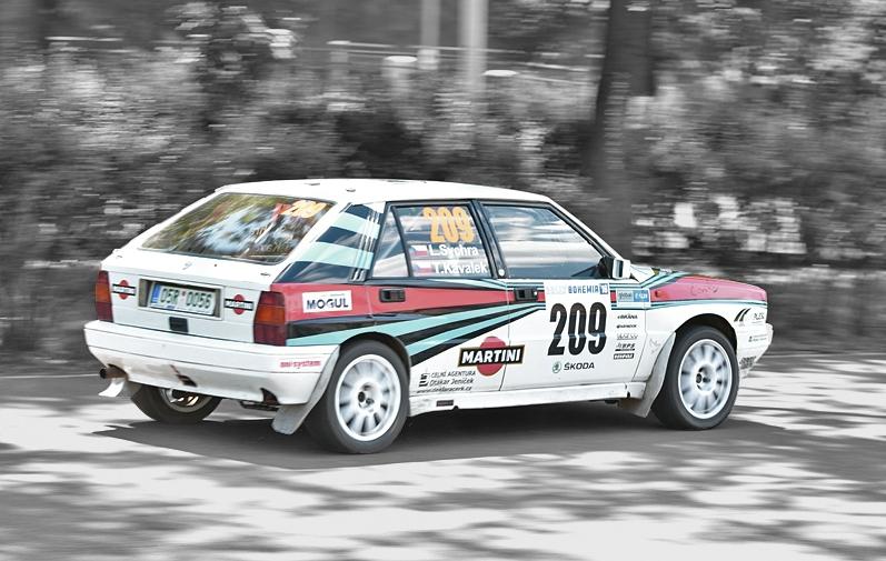 Rally Bohemia 2016 © Martin Pluhař