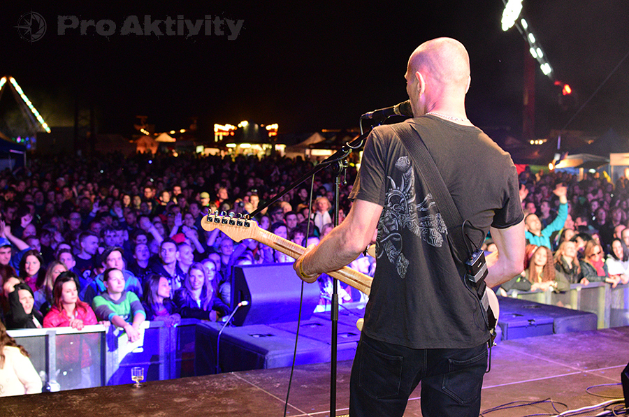 Wohnout, Festival Krásná Louka 2015