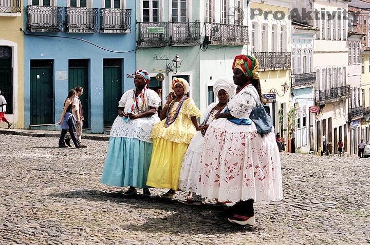 Brazílie - Salvador
