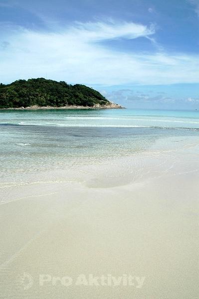 Malajsie - ostrov Perhentian Kecil