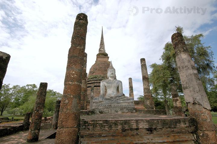 Thajsko - Sukhothai