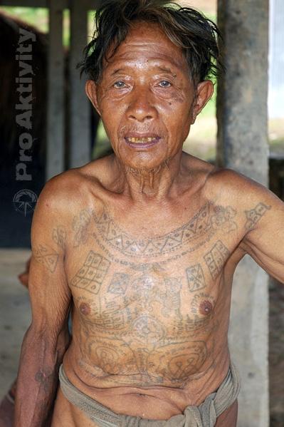 Thajsko - Nan - osada kmene Mabri
