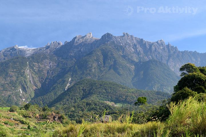 Malajsie - Sabah - NP Kinabalu