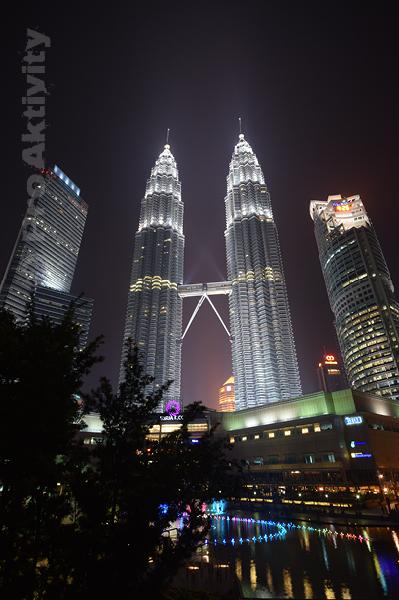 Malajsie - Kuala Lumpur - Petronas Twin Towers