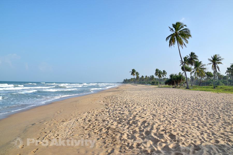 Šrí Lanka - Nilaveli
