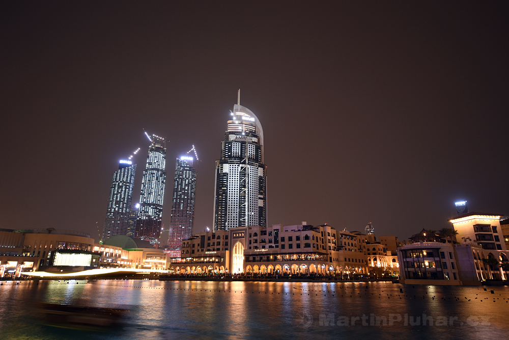 otel Address Downtown a tržnice Al Bahar