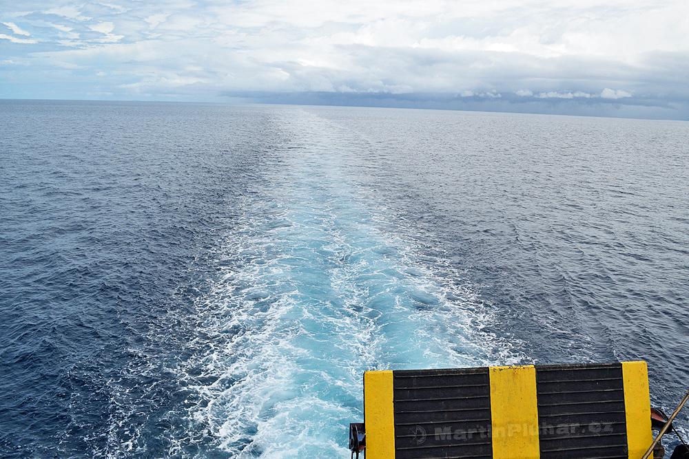 Plavba z Togianských ostrovů
