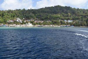 Moluky, Bandské ostrovy - ostrov Run
