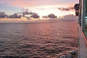 Moluky - plavba z Banda Neiry do Ambonu