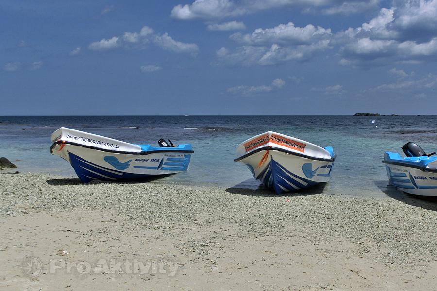 Šrí Lanka - Nilaveli - Pigeon Island