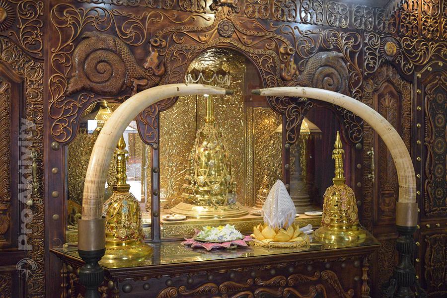 Šrí Lanka - Mihintalé
