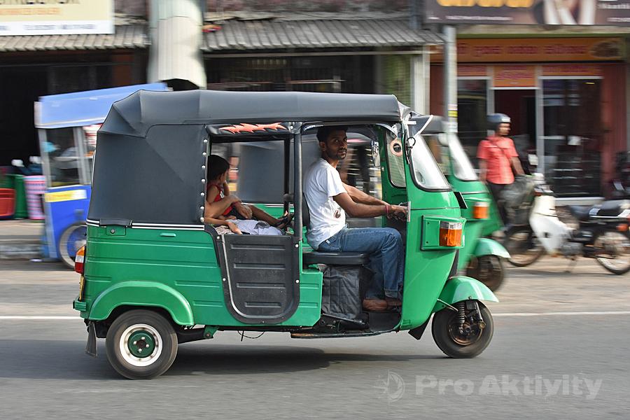 Šrí Lanka - Anurádapura
