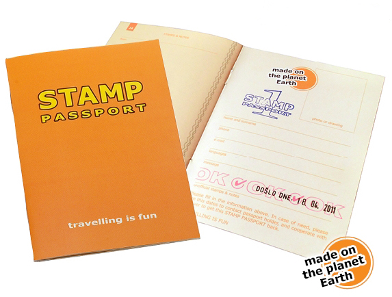 Stamp Passport