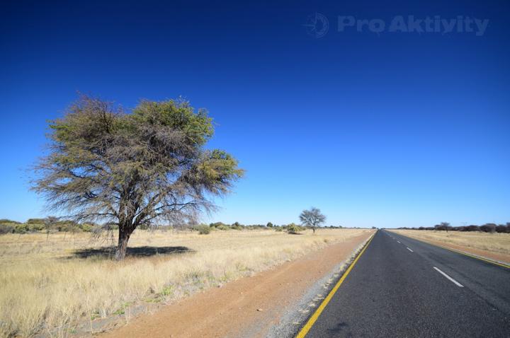 Trans - Kalahari Highway