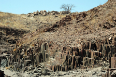 Namibie - Organ Pipes