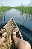 Botswana - delta řeky Okavango