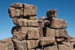 Namibie - Giant's Playground