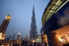 Burj Khalifa a Dubai Mall