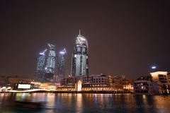 hotel Address Downtown a tržnice Al Bahar
