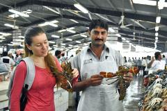 Rybí trh Deira