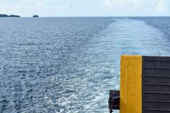 Plavba na Togianské ostrovy