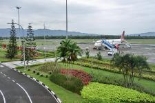 Moluky, ostrov Ambon