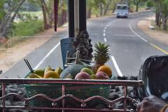 bus Polonnaruwa-Habarana