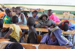 Namibie - Kunene, Epupa - ve škole